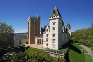 chateau pau 2012